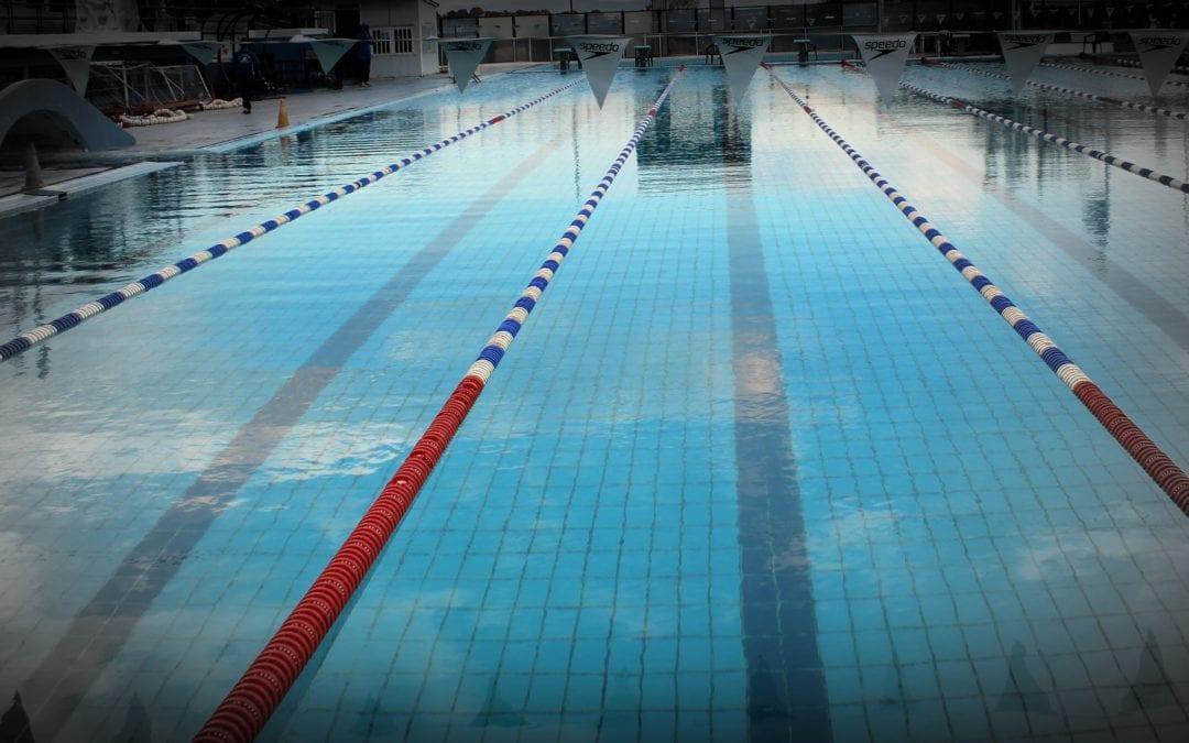 Προσωρινή διακοπή φυσικού αερίου στο κολυμβητήριο Χαλκίδας
