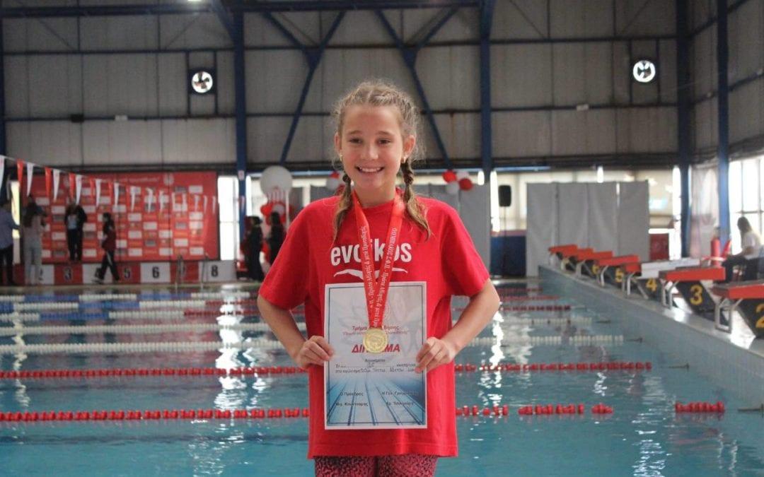 Πρόγραμμα Επίλεκτων κολυμβητών-τριών για την περίοδο 2018-19