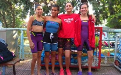 Πανελλήνια Πρωταθλήματα κολύμβησης ΠΠ-ΠΚ Βόλο & Π-Ε-Κ-Ν Θεσσαλονίκη 2018