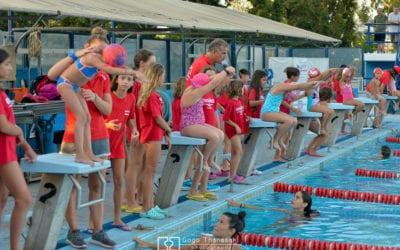 Καλοκαιρινή γιορτή κολύμβησης 2018
