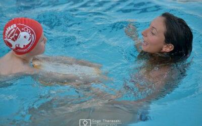 Έναρξη μικρής πισίνας 2019