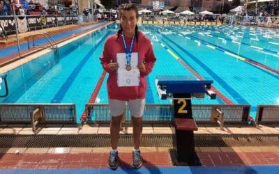 Πανελλήνιο Πρωτάθλημα Κολύμβησης Κατηγοριών 2019