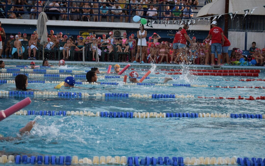 Γιορτή του κολυμβητή 2019