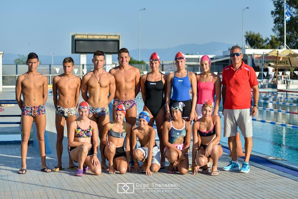 Πανελλήνιο Πρωτάθλημα Ε-Ν Π-Κ ΠΠ-ΠΚ Α-Β Βόλος- Θεσσαλονίκη