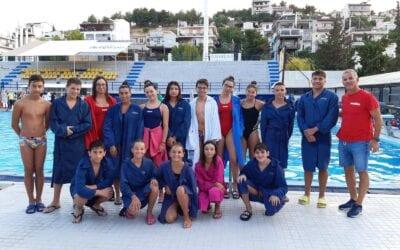 Επίδειξη αγώνων στο ανακαινισμένο κολυμβητήριο Χαλκίδας