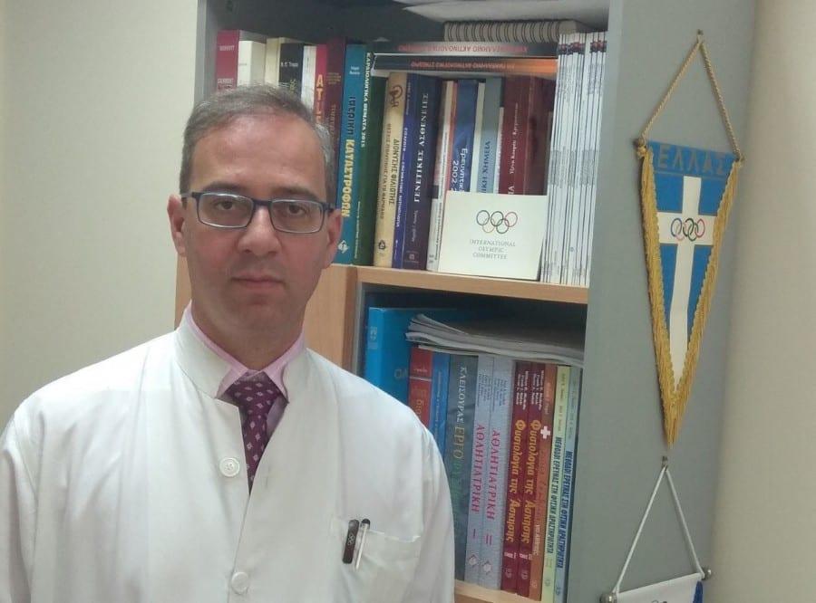 Γιώργος Μαρίνος: Πώς οι αθλητές θα ξεπεράσουν τις επιπτώσεις της πανδημίας