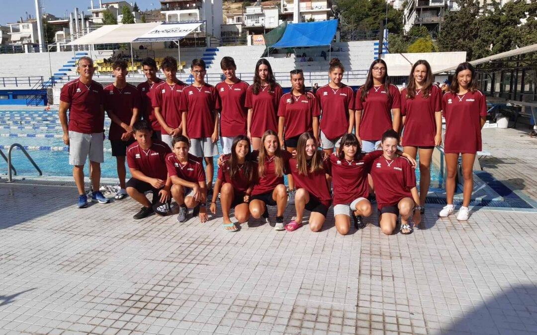 Πανελλήνιο Πρωτάθλημα Κολύμβησης Κατηγοριών 2021
